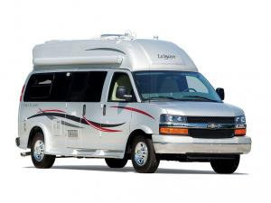 Leisure Travel Vans Free Flight