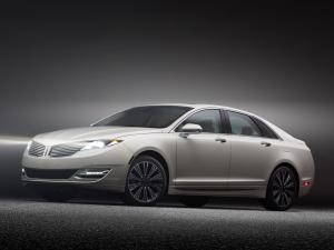 Lincoln MKZ Black Label Modern Heritage Concept