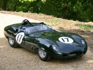 Lister-Jaguar Costin Roadster