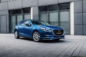 Mazda3 Hatchback Accessorized