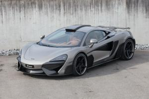 McLaren 570S Coupe Vyala by FAB Design