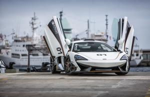 McLaren 570S PD1 by Prior Design