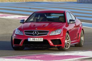 Mercedes-Benz C63 AMG Black Series Coupe