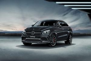 Mercedes-Benz GLE Coupe by Larte Design