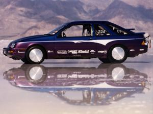 Merkur XR4Ti Record Car