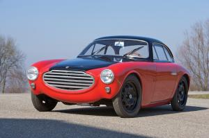Moretti 750 Gran Sport Berlinetta by Michelotti