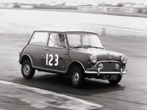 Morris Mini Cooper S Racing Car