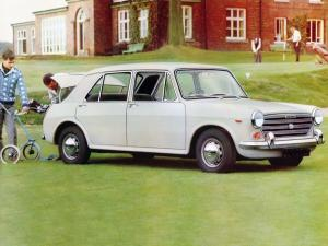 Morris 1300 4-Door Saloon
