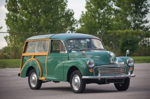 Morris Minor 1000 Traveller Estate Wagon