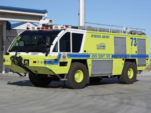 Panther 4x4 by Rosenbauer