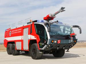 Panther 6x6 by Rosenbauer