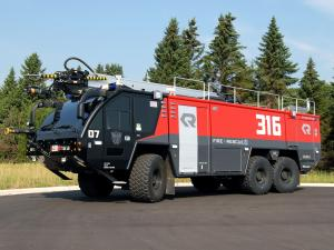 Panther 6x6 Sentinel Prime by Rosenbauer