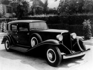 Peerless V16 Prototype Sedan by Murphy