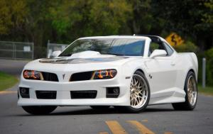 Pontiac Trans Am Edition by Hurst
