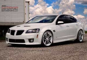 Pontiac G8 by Davenport Motorsports on ADV.1 Wheels (ADV5STSCS)