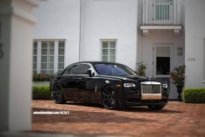 Rolls-Royce Ghost on ADV.1 Wheels (ADV08MV1SL)