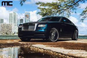 Rolls-Royce Wraith by MC Customs