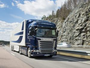 Scania R410 4x2 Streamline Highline Cab