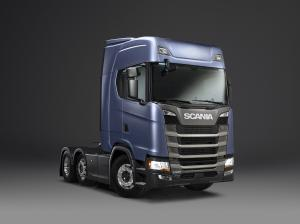 Scania S 500 6x2 Highline