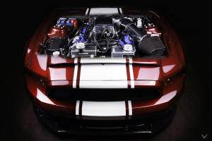 Shelby GT500 Super Snake Anniversary Edition by Vilner