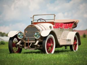Simplex 38 HP Touring by Holbrook