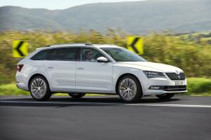 Skoda Superb Wagon 4x4
