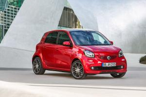 Smart ForFour Xclusive by Brabus