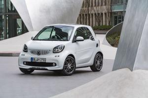 Smart ForTwo Coupe by Brabus