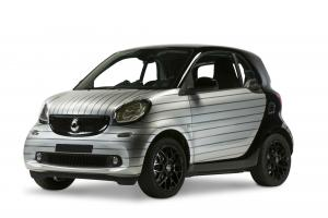 Smart ForTwo Pinstripe by Garage Italia Customs