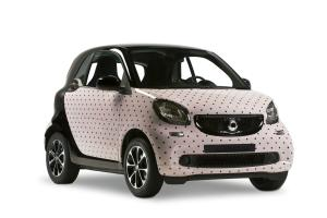 Smart ForTwo Pois by Garage Italia Customs