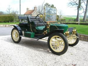 Stanley Steamer Model 60 10 HP Runabout