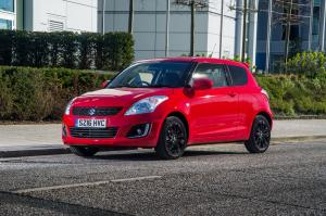 Suzuki Swift SZ-L 3-Door