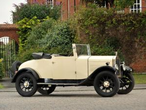 Swift 10 HP P-Type Convertible