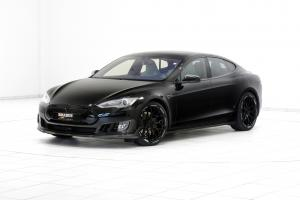 Tesla Model S by Brabus