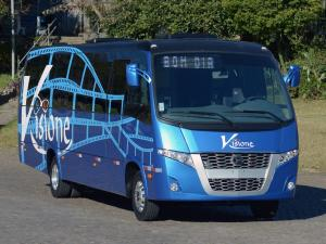 Volare W9 Visione Mobile Cinema Bus