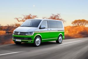 Volkswagen Transporter E-Motion by MTM