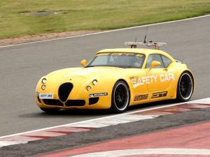 Wiesmann GT MF5 Official Safety Car for FIA GT Championship