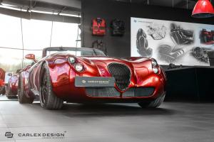 Wiesmann Roadster MF4 by Carlex Design
