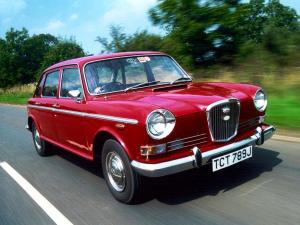 Wolseley Six