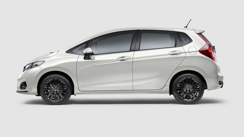 Хонда фит 2018 года новая модель
