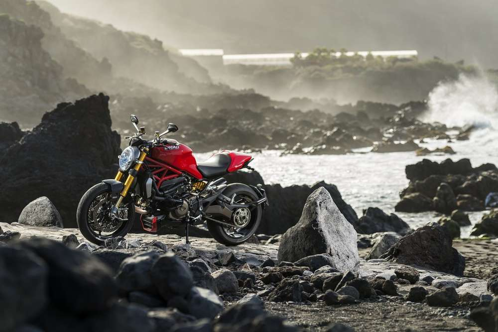 Мотоцикл Ducati море  № 3435462 загрузить