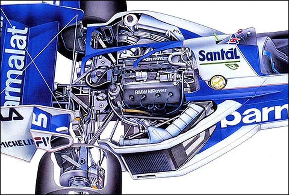 Pics photos - bmw m3 twin turbo six cylinder engine revealed photos