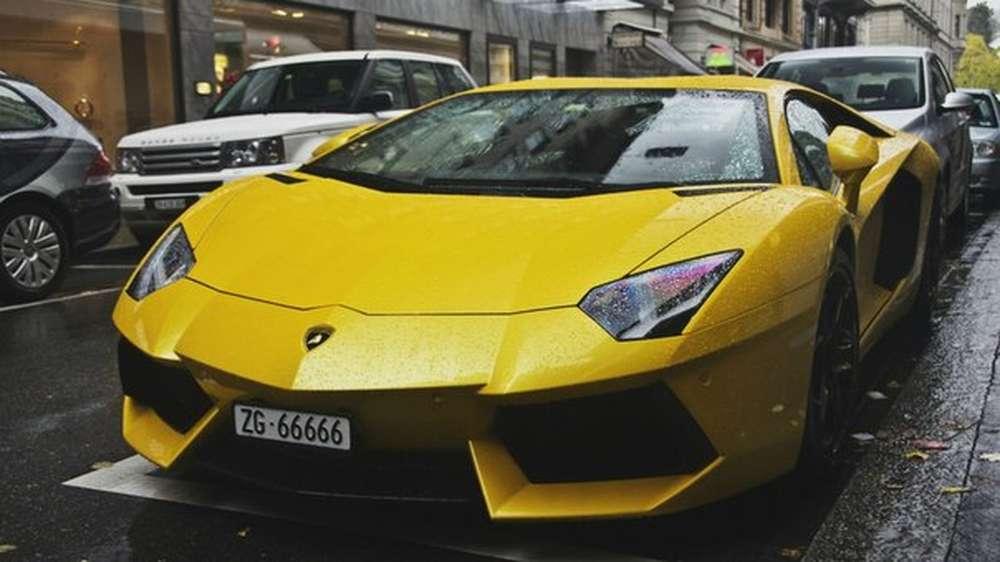 ламборгини желтая гараж  № 2401343 загрузить